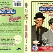 The Abbott & Costello Show (1950) R1 DVD Cover