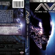 Alien vs. Predator (2004) R1 DVD Cover