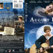 August Rush (2007) R1 DVD Cover