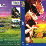 Babe (1998) R1 DVD Cover