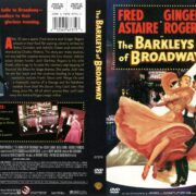 The Barkleys of Broadway (1949) R1 DVD Cover