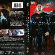 Batman V Superman (2016) R1 DVD Cover
