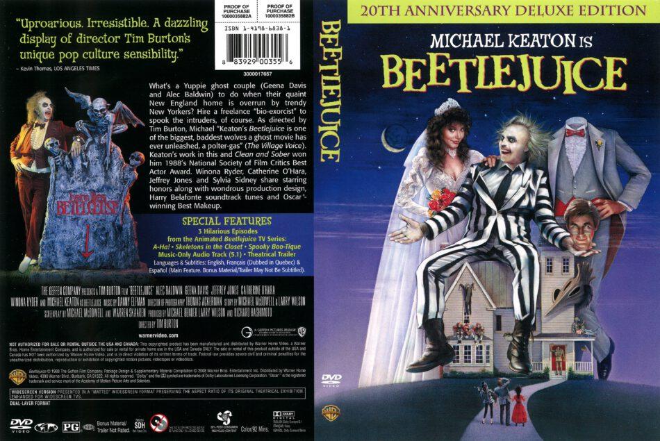 Beetlejuice Deutsch
