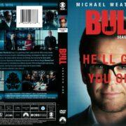 Bull Season 1 (2017) R1 DVD Cover