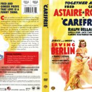 Carefree (1938) R1 DVD Cover