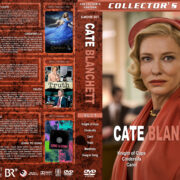 Cate Blanchett – Set 5 (2015-2017) R1 Custom DVD Covers