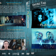 Flatliners Double Feature (1990-2017) R1 Custom DVD Cover