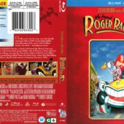 Who Framed Roger Rabbit? (2013) R1 Blu-Ray Cover