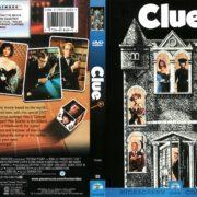 Clue (2000) R1 DVD Cover