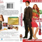 Confessions of a Shopaholic (2009) R1 DVD Cover