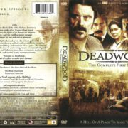 Deadwood Season 1 (2015) R1 DVD Cover