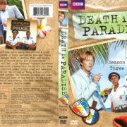 Death in Paradise Season 3 (2015) R1 DVD Cover