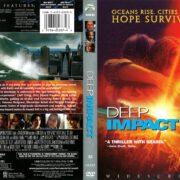 Deep Impact (1998) R1 DVD Cover
