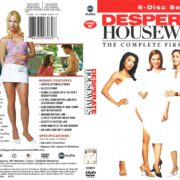 Desperate Housewives Season 1 (2004) R1 DVD Cover