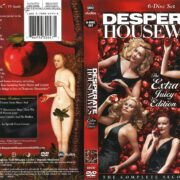 Desperate Housewives Season 2 (2005) R1 DVD Cover