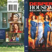 Desperate Housewives Season 4 (2008) R1 DVD Cover