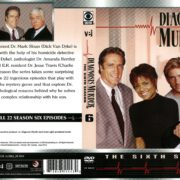 Diagnosis Murder Season 6 (2016) R1 DVD Covers