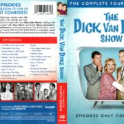 The Dick Van Dyke Show Season 4 (2014) R1 DVD Cover
