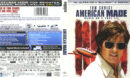 American Made (2017) R1 4K UHD Cover & Labels