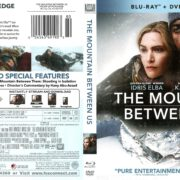 The Mountain Between Us (2017) R1 Blu-Ray Cover