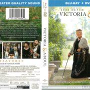 Victoria & Abdul (2017) R1 Blu-Ray Cover