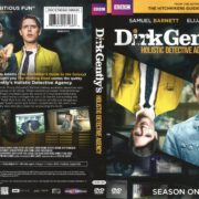 Dirk Gently's Holistic Detective Agency Season 1 (2017) R1 DVD Cover