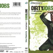Dirty Jobs: Something Fishy (2009) R1 DVD Cover