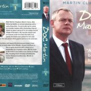 Doc Martin Series 1 (2011) R1 DVD Cover