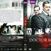 The Doctor Blake Mysteries Season 1 (2015) R1 DVD Cover