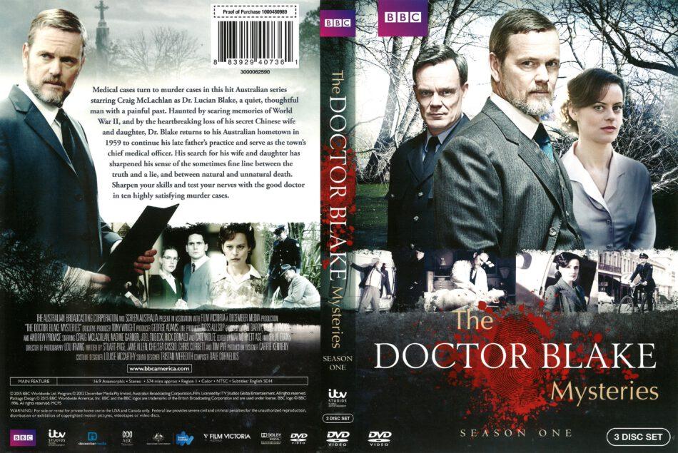 the doctor blake mysteries season 1 download