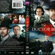 The Doctor Blake Mysteries Season 3 (2016) R1 DVD Cover