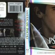 American Psycho (2000) R1 Blu-Ray Cover & Label