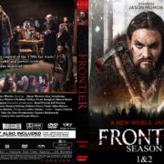 Frontier Season 1 & 2 (2016) R1 Custom DVD Covers