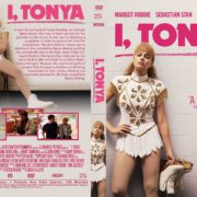 I, Tonya (2017) R1 Custom DVD Cover