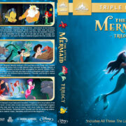The Littlest Mermaid Trilogy (1989-2008) R1 Custom Blu-Ray Cover