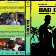 Bad Boys Collection (1995-2003) R1 Custom Blu-Ray Cover