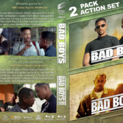 Bad Boys Double Feature (1995-2003) R1 Custom Blu-Ray Cover