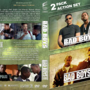Bad Boys Double Feature (1995-2003) R1 Custom DVD Cover