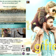 Gifted (2017) R1 Custom DVD Cover & Label