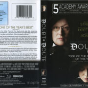 Doubt (2008) R1 Blu-Ray Cover & Label