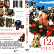 The 12 Dogs of Christmas (2005) R1 DVD Cover