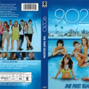 90210 Season 1 (2017) R1 DVD Cover