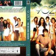 90210 Season 2 (2017) R1 DVD Cover