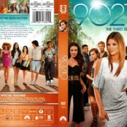 90210 Season 3 (2011) R1 DVD Cover