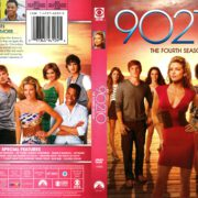 90210 Season 4 (2012) R1 DVD Cover