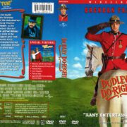 Dudley Do-Right (1999) R1 DVD Cover