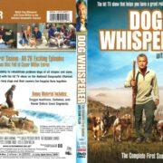 Dog Whisperer Season 1 (2006) R1 DVD Cover