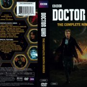 Doctor Who Series 9 (2016) R1 DVD Covers