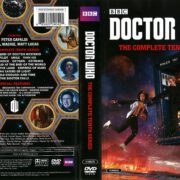 Doctor Who Series 10 (2017) R1 DVD Cover