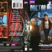 Doctor Who: A Christmas Carol (2011) R1 DVD Cover